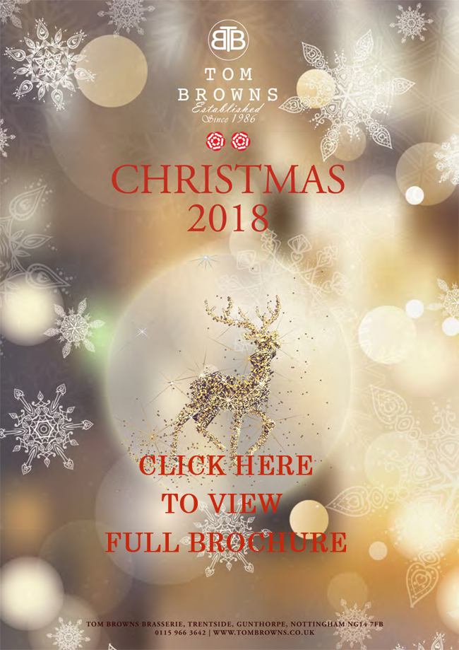 View our Christmas Brochure
