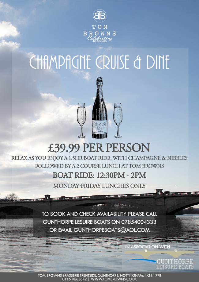 Champagne Cruise