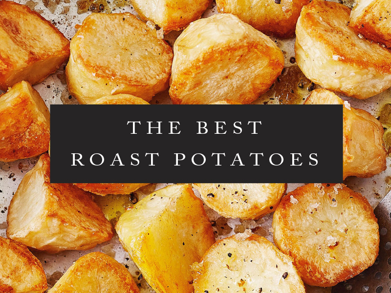 How to make the BEST Roasties